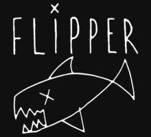 Flipper (Kurt Cobain) by LamericaTees