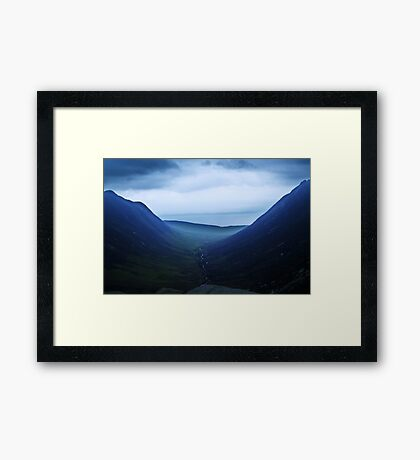 This is Home, This is Scotland Framed Print