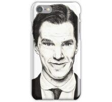 Benedict Cumberbatch iPhone Case/Skin
