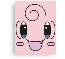 #035 - Clefairy Canvas Print