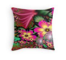 Royal Garden Sphere # 22 Throw Pillow