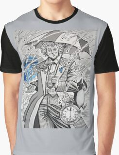 The Sixth Doctor Graphic T-Shirt