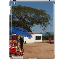 cemetery - panteón iPad Case/Skin