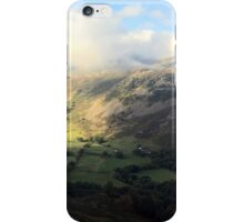 Patterdale in the Lake District National Park, UK iPhone Case/Skin