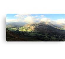 Patterdale in the Lake District National Park, UK Canvas Print