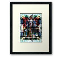 #6 Framed Print
