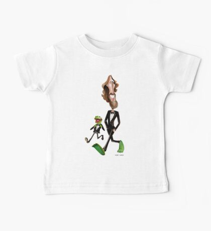 Steppin' Out with Jim and Kermit Baby Tee