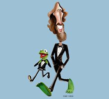 Steppin' Out with Jim and Kermit T-Shirt