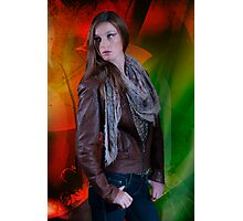 The jacket Photographic Print