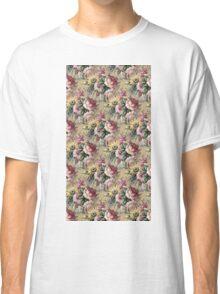 vintage flowers. Classic T-Shirt
