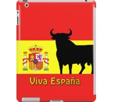 Viva España iPad Case/Skin