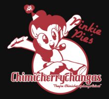 Pinkie Pie's Chimicherrychangas (MLP:FiM) by pixel-pie-pro