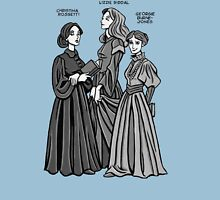 Pre-Raphaelite Sisters Womens Fitted T-Shirt