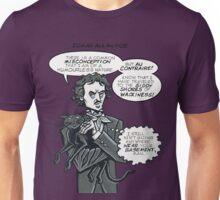 Poe's Cat Unisex T-Shirt