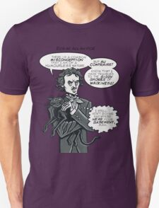 Poe's Cat T-Shirt