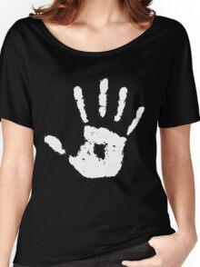 Dark Brotherhood hand Women's Relaxed Fit T-Shirt