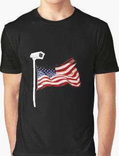 One Nation under... Surveilance! Graphic T-Shirt