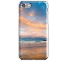 Manly Sunset iPhone Case/Skin