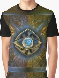 A Cyborgs meditation Graphic T-Shirt