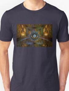 A Cyborgs meditation T-Shirt