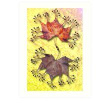 Botanic Mutant Art Print