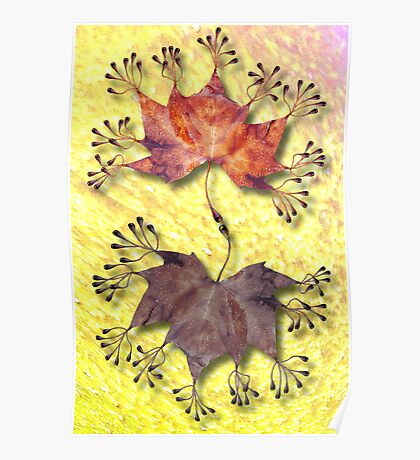 Botanic Mutant Poster