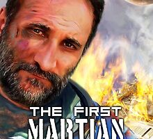 The First Martian (cover) by Bob Bello