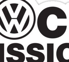 VW Humor Sticker