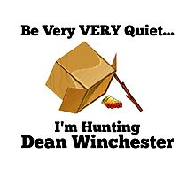 Dean Trap by @nekothesunshine Photographic Print