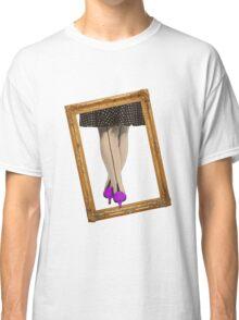 Hot Shoes - Purple! Classic T-Shirt