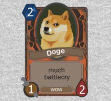Doge hearthstone by CBstudios