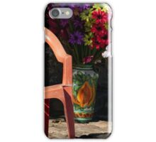 seat - silla iPhone Case/Skin