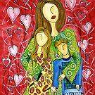 Mother's Heart Garden ~ it never ends by Lisafrancesjudd