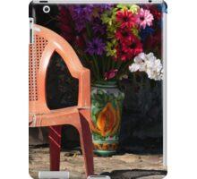 seat - silla iPad Case/Skin
