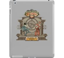 Infinite (frameless) Clock in Now iPad Case/Skin