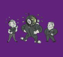 Bioshock - Hypnotize Big Daddy by Anarchysmaster