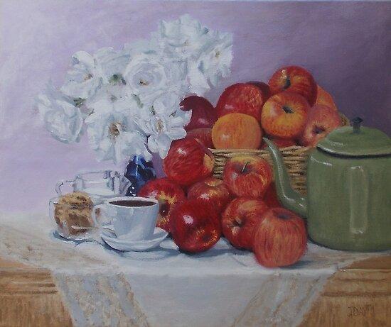 Autumn Harvest Reward by Jaana Day