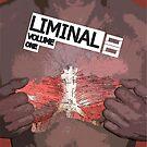 Liminal Magazine cover - conceptual draft. by Nenad  Njegovan