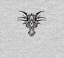 Dragon face brand - Black  Hoodie
