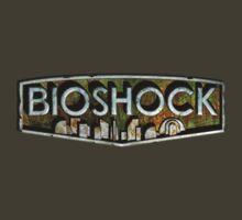 Bioshock logo by Anarchysmaster