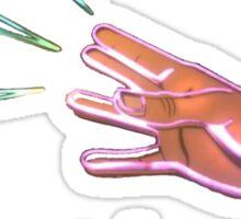 Neon Plasmid redux! Sticker