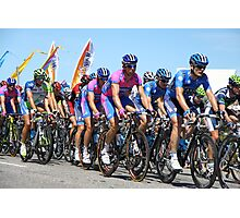 Tour Down Under 2012 Photographic Print