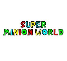 Super Minion World by @Saundra89 by minionmktplace