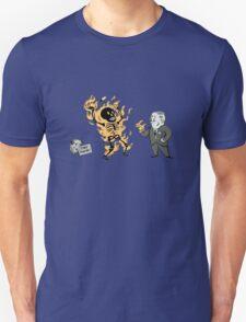 incinerate advert Unisex T-Shirt