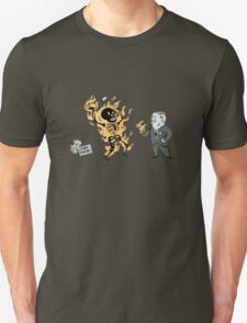 Bioshock incinerate advert T-Shirt