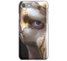 Masked for Carnival iPhone Case/Skin