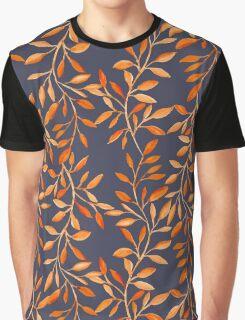 Autumn pattern Graphic T-Shirt