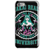 Makai Realm University  iPhone Case/Skin