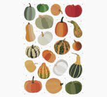 Pumpkins One Piece - Short Sleeve