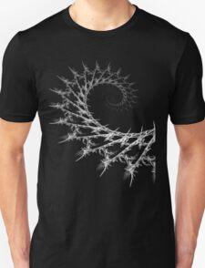 Nemesis - Fractal Spiral Unisex T-Shirt